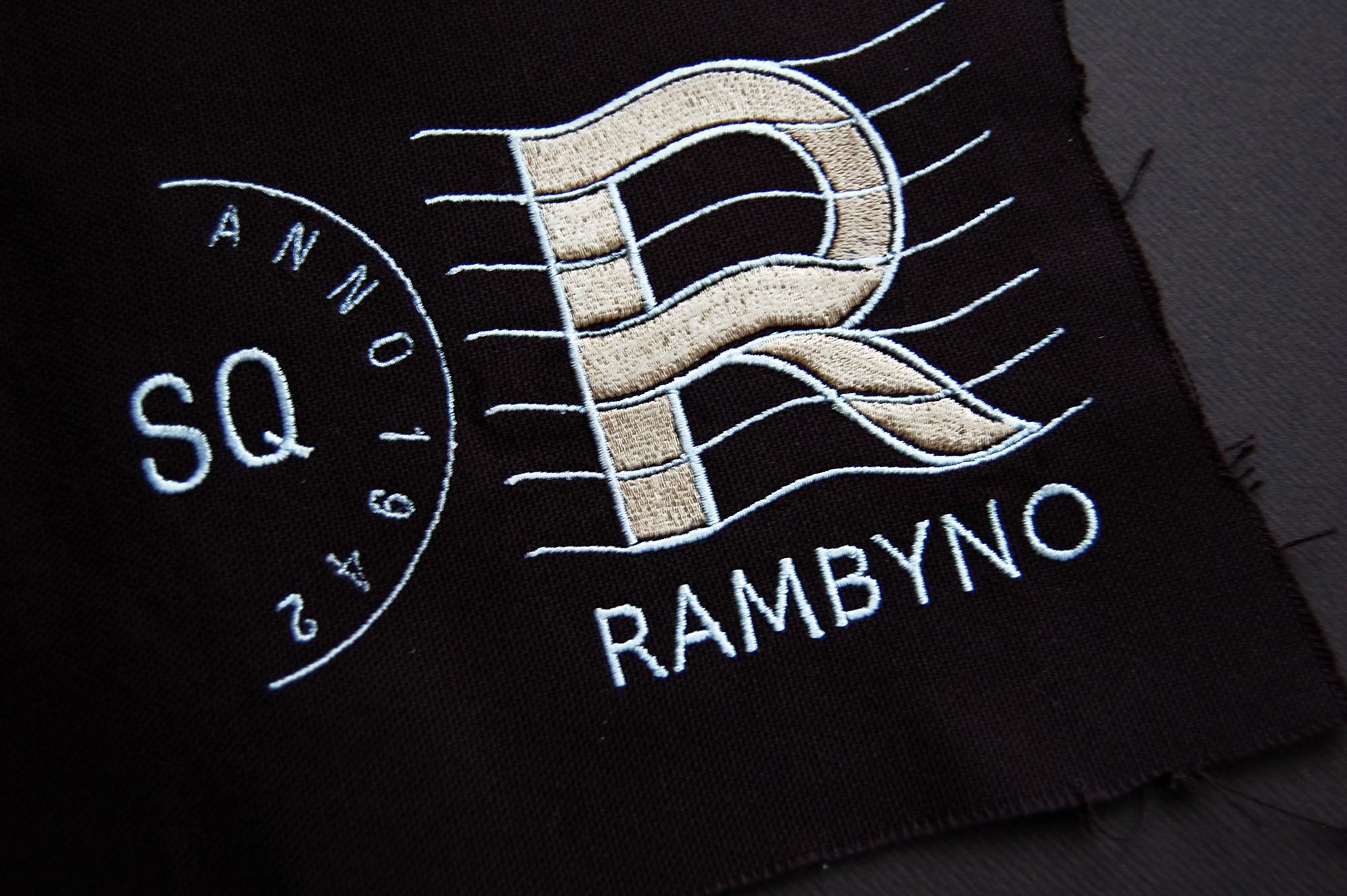Rambyno postmark